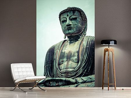 Photo Wallpaper Meditating Buddha