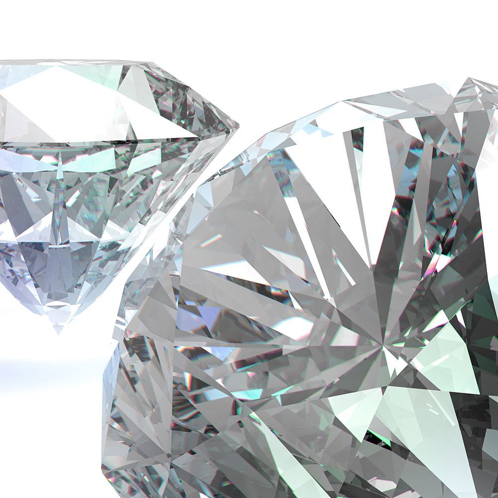 Photo Wallpaper XXL Diamond
