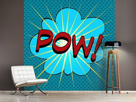 Fototapete Pop Art Pow