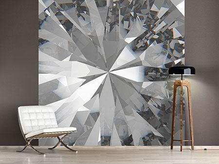 Photo Wallpaper Giant Diamond