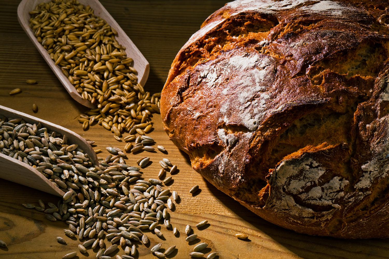 Fototapete Das Brot