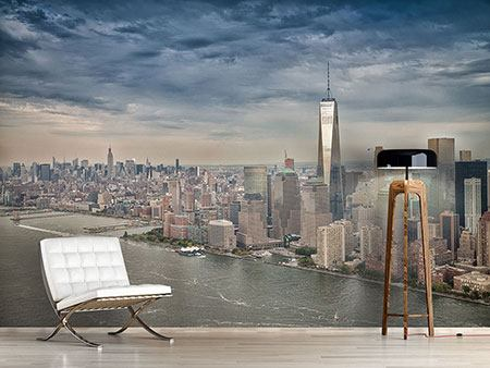 Fototapete Skyline Manhattan