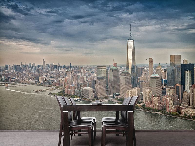 Photo Wallpaper Skyline Manhattan