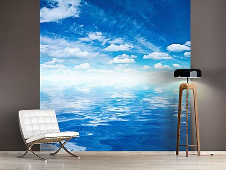 Photo Wallpaper Sky And Water