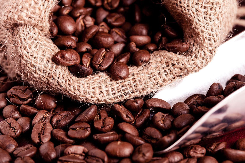 Fototapete XXL Kaffeebohnen