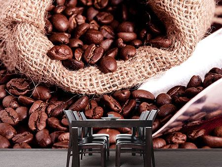 Photo Wallpaper XXL Coffee Beans