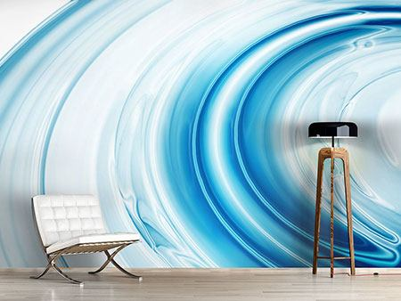 Photo Wallpaper Abstract Glass