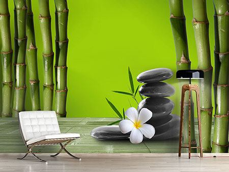 Photo Wallpaper Bamboo