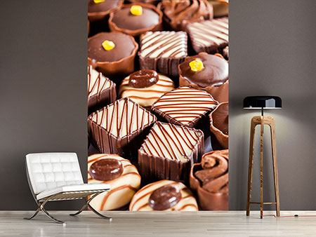 Papier peint photo Pralines