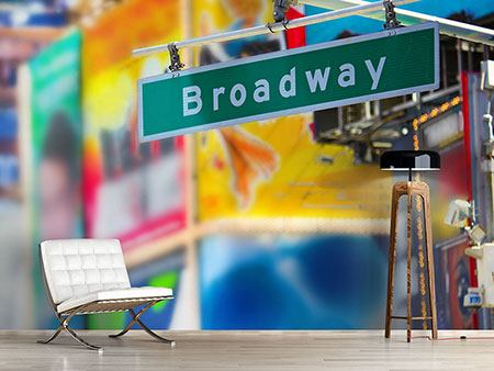 Photo Wallpaper Broadway