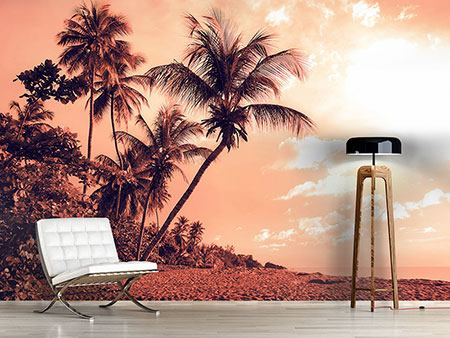 Photo Wallpaper Tropical Paradise