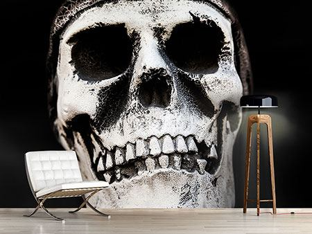 Photo Wallpaper Skull