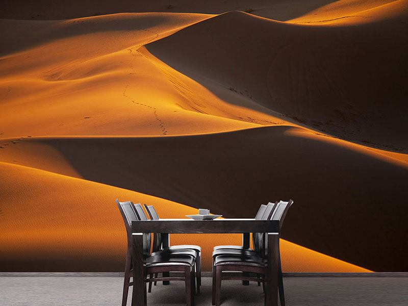 Photo Wallpaper Desert Sand