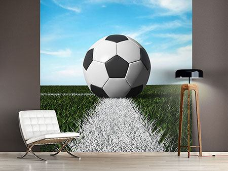 Photo Wallpaper Soccer