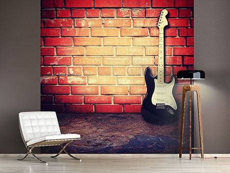 Photo Wallpaper Electric Guitar