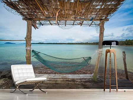 Photo Wallpaper Hammock