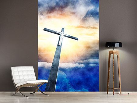 Photo Wallpaper Jesus On The Cross