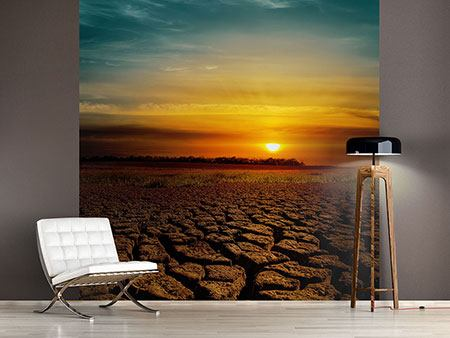 Photo Wallpaper Africa Drought