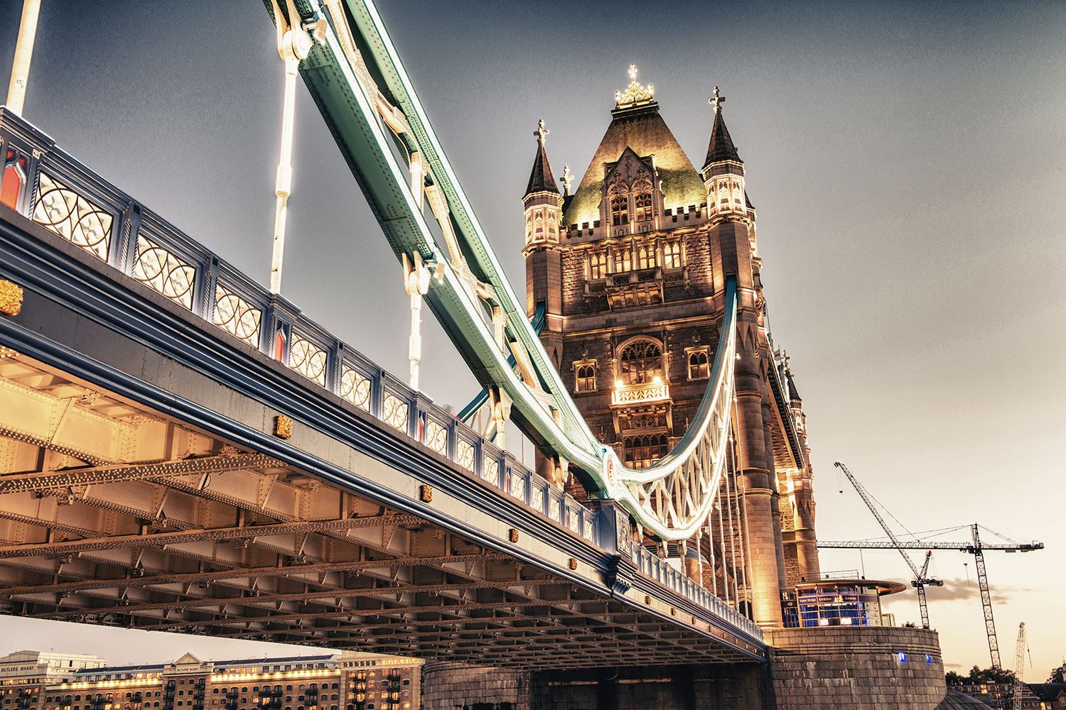 Fotomurale Tower Bridge XXL