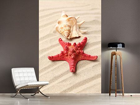 Photo Wallpaper The Shell And The Starfish