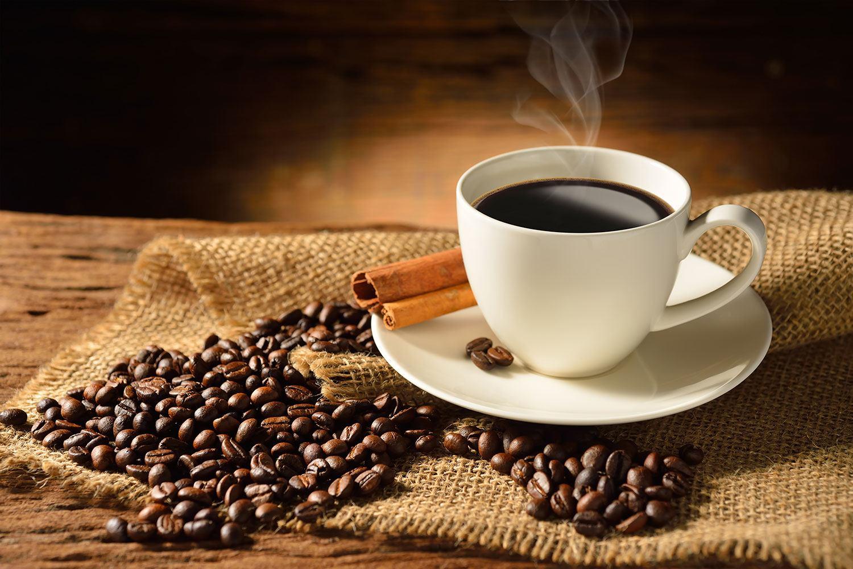 Fototapete Kaffeepause