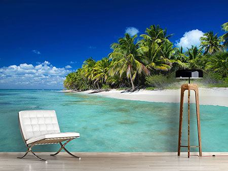 Photo Wallpaper The Dream Island