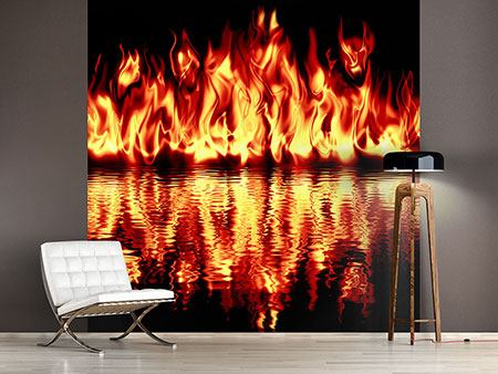 Photo Wallpaper Firewater