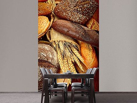 Photo Wallpaper Bread