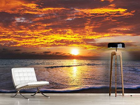 Photo Wallpaper Relaxation By The Sea