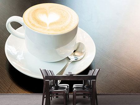 Photo Wallpaper Favorite Coffee
