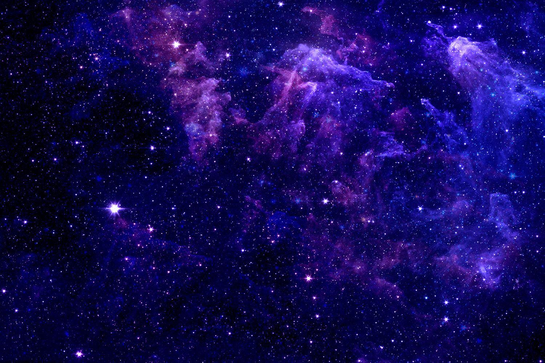 Fototapete Ein Himmel voll Sterne