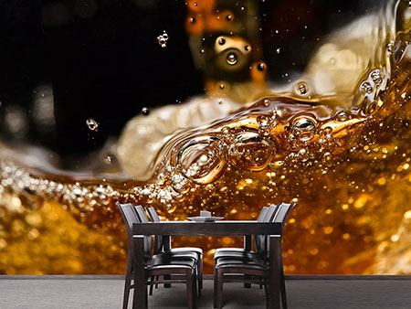 Photo Wallpaper Cognac