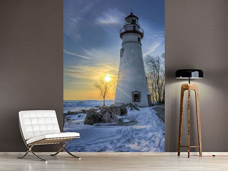 Photo Wallpaper Marblehead Lighthouse